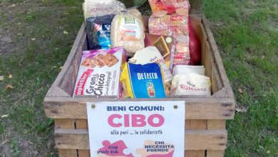 Photo of Ceste di generi alimentari per chi ha bisogno: parte un'iniziativa con Slow Food