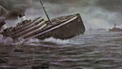 """Photo of Il naufragio dimenticato del """"Principessa Mafalda"""" carico di emigranti piemontesi"""