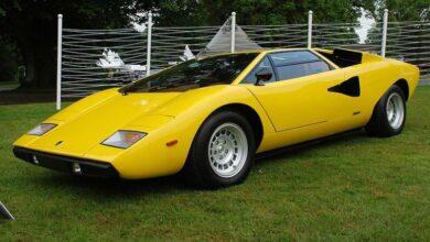 """Photo of Dall'esclamazione """"contacc"""" nacque uno dei modelli di punta della Lamborghini"""