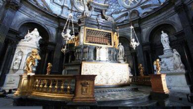 Photo of Terminato il restauro dell'altare di Antonio Bertola nella cappella della Sindone