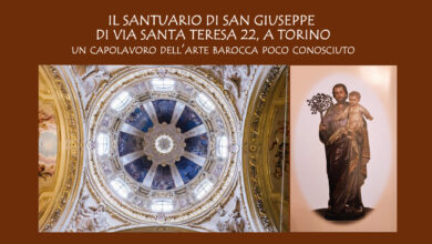 Photo of Un capolavoro barocco poco conosciuto: il Santuario di San Giuseppe a Torino