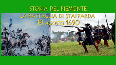 Photo of La Battaglia di Staffarda (18 Agosto 1690)