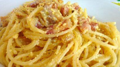 Photo of Oggi è il Carbonara Day: come preparare uno dei piatti simbolo della cucina italiana