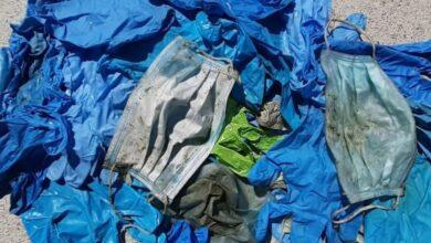 Photo of Dalle mascherine ai guanti, come i rifiuti anti-pandemia uccidono la fauna selvatica